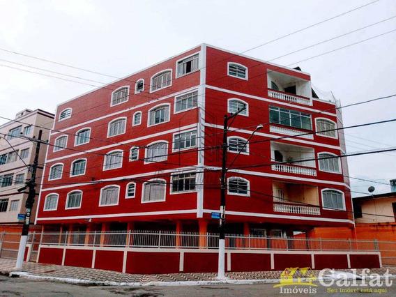 Apartamento Com 2 Dorms, Mirim, Praia Grande - R$ 220 Mil, Cod: 1090 - V1090