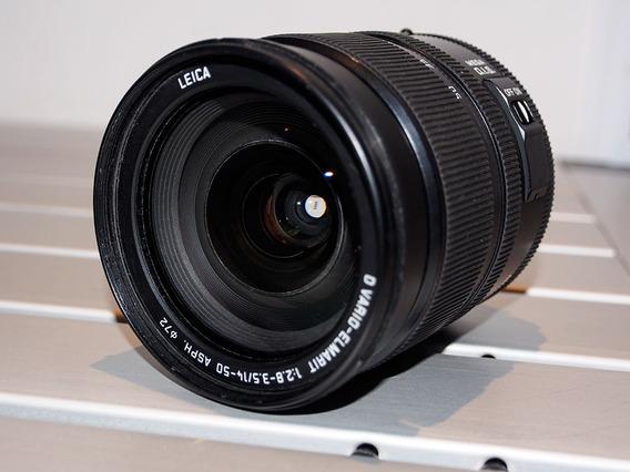 Lente Panasonic Lumix Leica 14-50 2.8 - Montagem 4/3