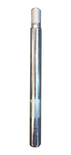 Caño De Asiento De Bicicleta - Acero - 25,4mm 300mm De Largo