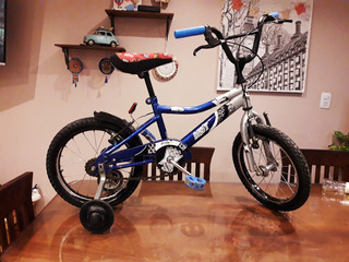 Bicicleta Bmx Rodado 16 Viper Musetta