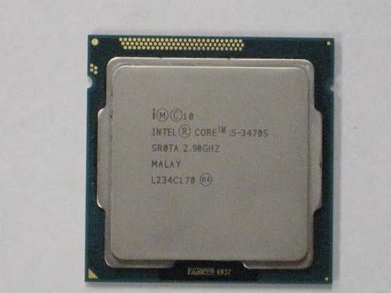 Core I5 3470s 2.9ghz 6mb Oem Soquete 1155 Envio Imediato!!
