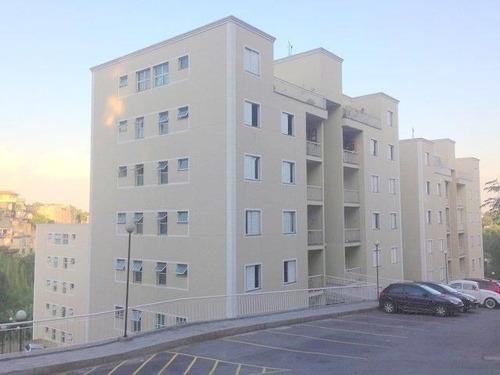 Apartamento Com 2 Dormitórios À Venda, 55 M² Por R$ 250.000,00 - Resort Da Granja - Cotia/sp - Ap0300