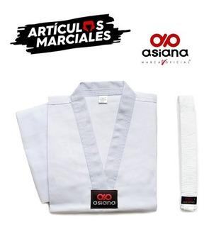 Uniforme Dobok Asiana Taekwondo - Cinta Gratis
