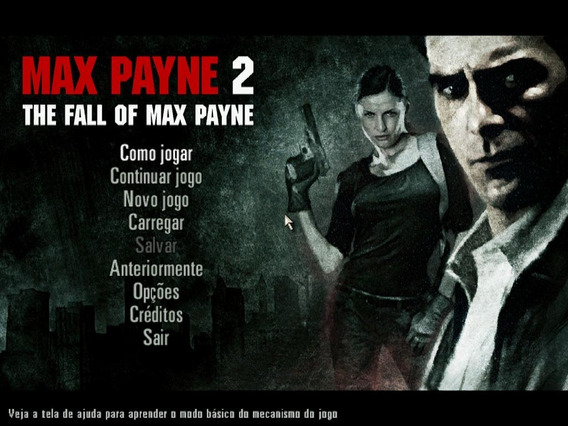 Max Payne 2 The Fall Of Max Payne Legendado Em Português Pc