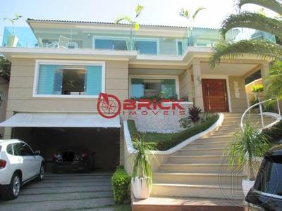 Maravilhosa Propriedade Em Condomínio Em Niterói - Ca00500 - 32378083