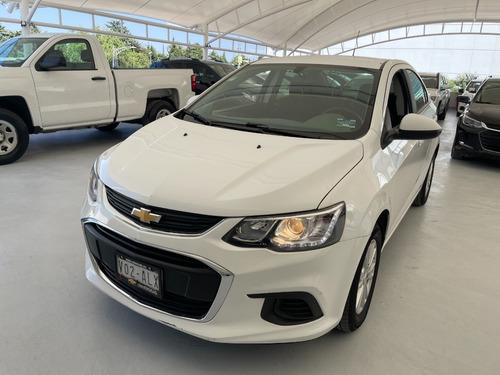 Imagen 1 de 15 de Chevrolet Sonic Lt Aut  2017