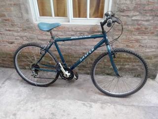 Mountain Bike Rodado 26, 18 Velocidades