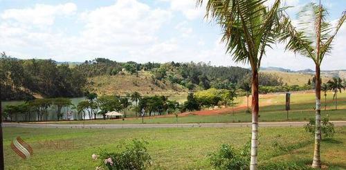 Terreno Em Condomínio Em Itatiba Com 525m² (l) - Te0018