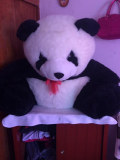 Muñeco De Peluche De Oso Panda