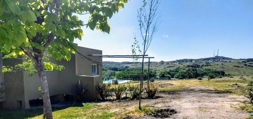 Imagen 1 de 14 de Casa En La Sierra 2/4 Pers. Pileta Parrilla Disp Sep/oct/nov
