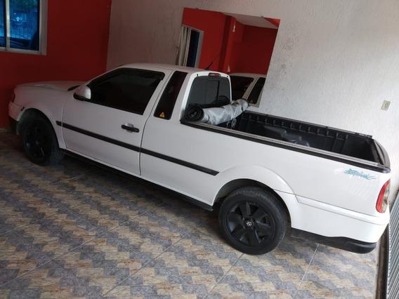 Volkswagen Saveiro 1.6 Super Surf Total Flex 2p 101 Hp 2008