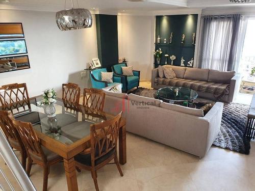 Cobertura Com 3 Dormitórios À Venda, 486 M² Por R$ 1.550.000,00 - Vila Jacuí - São Paulo/sp - Co0358