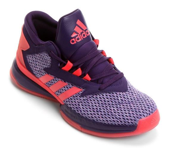 Tênis adidas D Lillard Street Jam 2 - Basquete