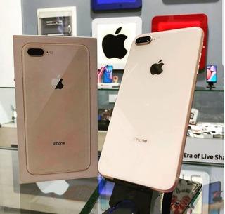 iPhone 8 Plus 256gb Nuevos De Caja Desbloquiado Factory