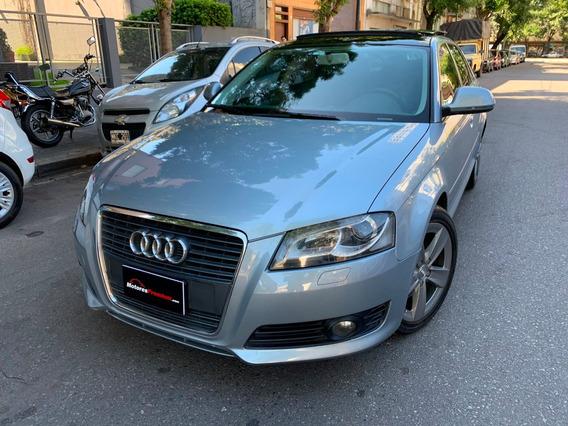 Audi A3 2.0 T Fsi Stronic I 2009 I Permuto I Cuotas