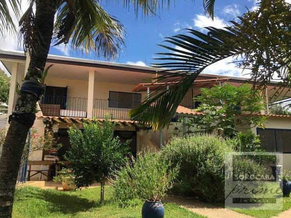 Chácara Com 6 Dormitórios À Venda, 2460 M² Por R$ 1.100.000,00 - Alvorada - Araçoiaba Da Serra/sp - Ch0006