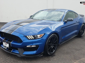 Ford Mustang Shelby Gt350 Azul 2017