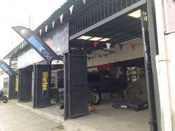 Galpón Comercial, Distribuidor Los Samanes. Wc
