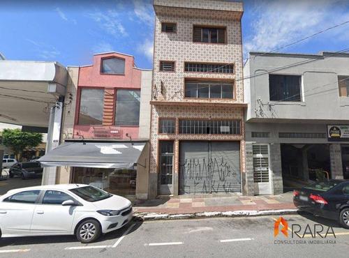Imagem 1 de 5 de Salão Para Alugar, 160 M² Por R$ 6.000,00/mês - Centro - São Caetano Do Sul/sp - Sl0038