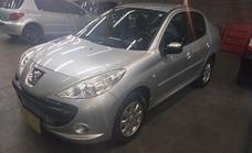 Peugeot 207 1.6 16v Xs Flex 5p Completo Prata 2010