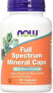 Multimineral Now Full Spectrum Multi Mineral 120c Importado