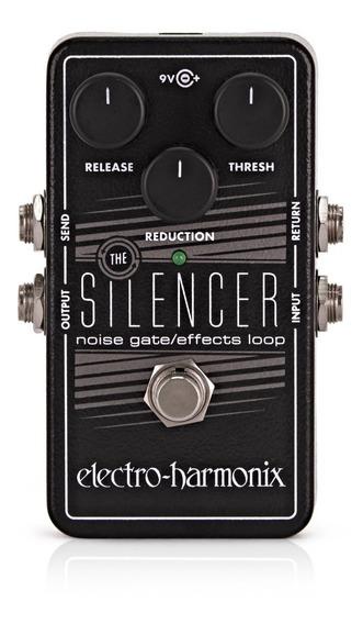 Pedal Ehx Silencer Noise Gate - Electro Harmonix