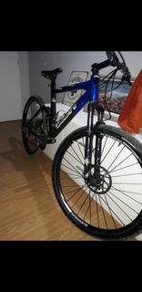 Bicicleta Scott Genius Mc 30 27.5 Carbono