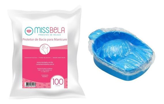 500 Protetor De Bacia Mãos Missbela - Atacado