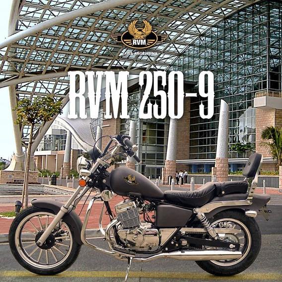 Rvm 250-9 Inyeccion Jawa 0km 2020 Ruta 3 Motos