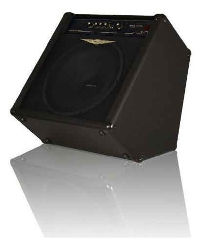 Amplificador Cubo Contra Baixo Oneal Ocb 600n Cr 200w Rms
