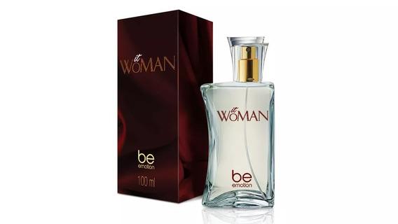 Perfume Be Emotion It Woman 100ml