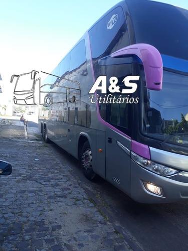 Marcopolo Dd 1800 2011 Scania Super Oferta Confira!! Ref.327