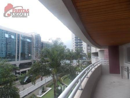 Apartamento Residencial Para Locação, Parque Residencial Aquarius, São José Dos Campos. - Ap0071