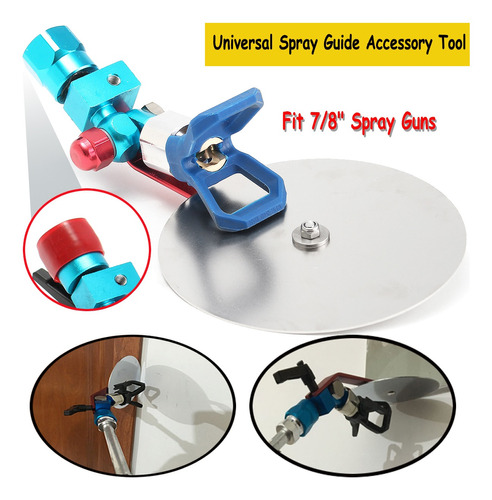 7/8 Universal Spray Guide Ferramenta Isolate Splash Prova De
