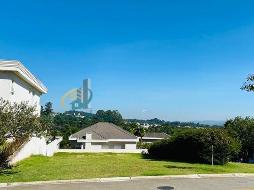 Imagem 1 de 20 de Excelente Terreno De Esquina-venda- Condomínio Gênesis 2-484,13 M², Leve Declive E Vista Permanente Da Mata - 828