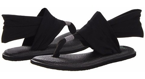 Ojotas Yoga Divinas! Sanuk Yoga Sling Sandal For Women!!