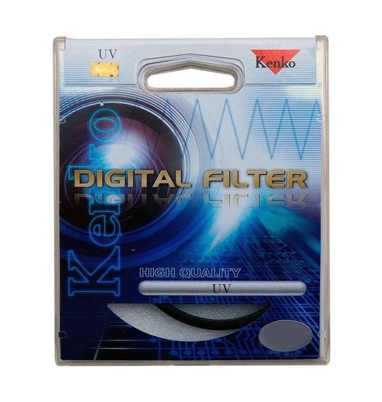 Filtro Digital Uv 72mm Cameras Filmadoras (made In Japan)