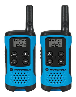 Handy Motorola T100 Alcance 25km 22 Canales Dimm Futuro21
