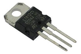 5 * Regulador De Tensão 7812 Lm7812 12v