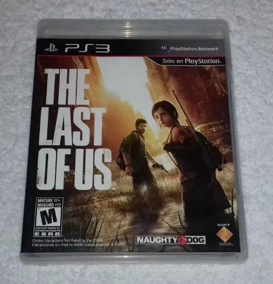 The Last Of Us Ps3 Português ** Frete Leia