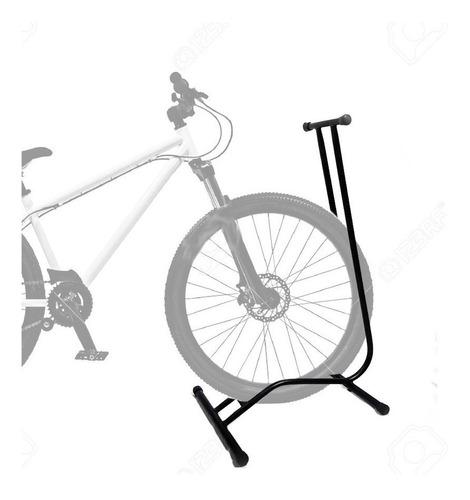 Soporte Para Bicicleta Base #1 Parqueadero Piso Exhibidor