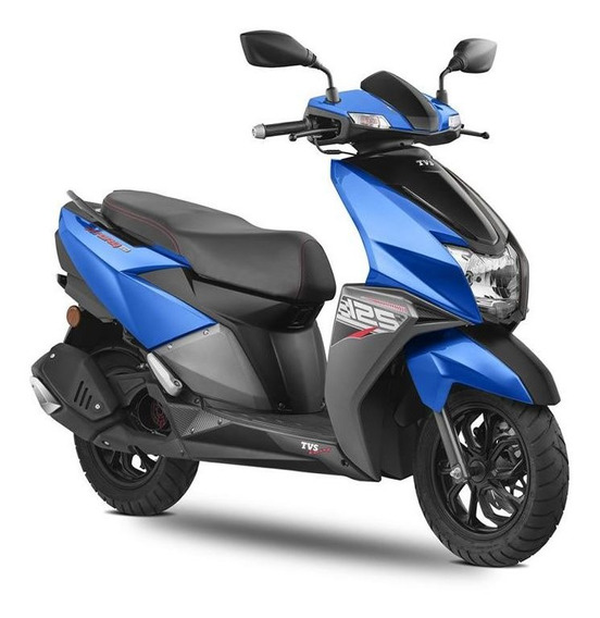 Scooter Tvs Ntorq 125 3v @connect En Suzukicenter