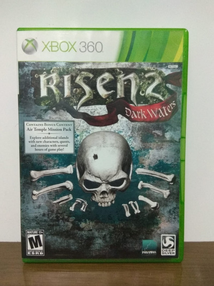 Risen 2 Dark Water Midia Fisica Xbox 360