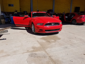 Ford Mustang 3.7 Coupe Lujo V6 At 2014