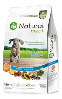 Natural Meat Cachorro 1kg