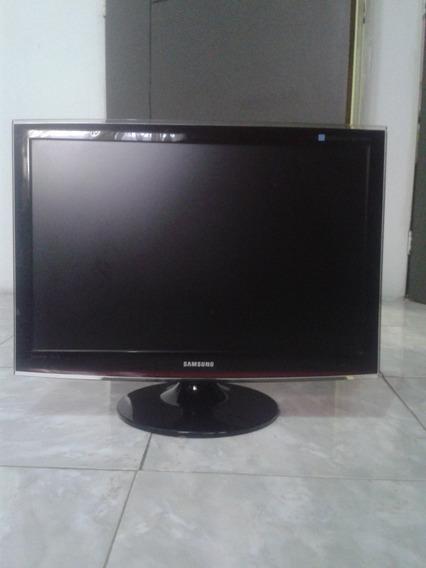 Televisor Samsung Lcd Pantalla Crystalview 26 Pulg Total Hd