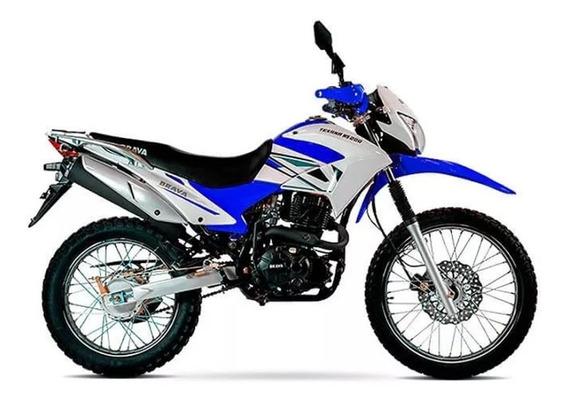 Brava Texana 250 Año 2019 Ciudad Moto Retira Ya! Solo Dni