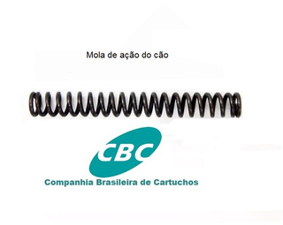 3 Molas Do Martelo Cão Cbc Modelos 151 E 651 Original