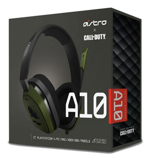 Audifonos Call Of Duty A10 Astro Nuevo