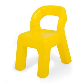 Cadeirinha Baby Amarelo Xalingo Brinquedos Amarelo Ch